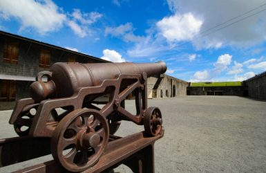 Fort Adelaide - Citadel Port Louis