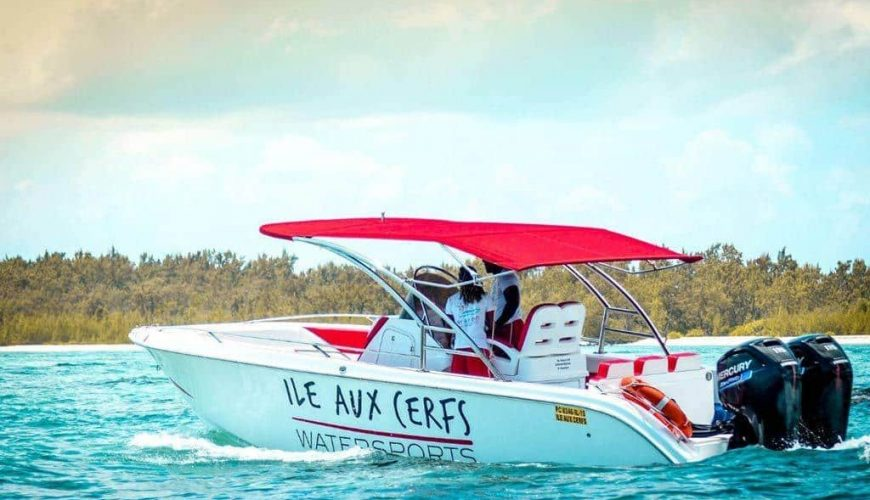 Top 10 watersports in Mauritius